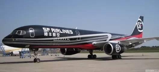 凭借顺丰航空的规模