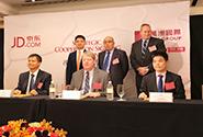 京东生鲜与美国猪肉第一品牌签约合作