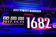 14.8亿,平均每个中国人在天猫双11完成1笔支付