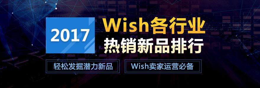 卖家数据-wish数据